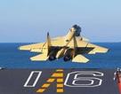 Máy bay chiến đấu J-15 gặp nạn: Cú giáng mạnh vào tham vọng của hải quân Trung Quốc