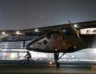 Máy bay dùng năng lượng mặt trời hoàn thành chuyến bay vòng quanh thế giới