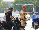 7 quyền hạn của cảnh sát chỉ huy, điều khiển giao thông