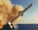 Israel phóng tên lửa Harpoon phá tan tàu chiến cũ
