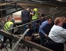 Tàu điện đâm vào nhà ga ở Mỹ, 1 người chết, hơn 100 người bị thương