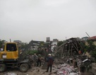 Nổ lớn ở Thái Bình, 4 người tử vong
