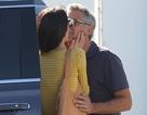 Vợ chồng George Clooney vẫn hạnh phúc như mới cưới