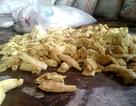 Phát hiện 12 tấn măng tươi ngâm trong chất tẩy độc hại
