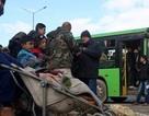 Quân đội Syria đạt bước tiến lớn ở Aleppo, người dân bắt đầu về nhà