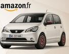 Có thể mua ô tô trên Amazon