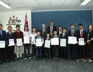 Học sinh Việt Nam đạt giải cao trong cuộc thi toán học Australia