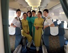 Phi hành đoàn toàn là nữ đầu tiên trong lịch sử hàng không Việt Nam