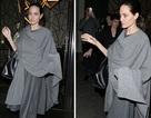 Xót xa trước thân hình gầy gò xác xơ của Angelina Jolie