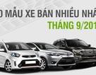 KIA Morning là xe bán chạy nhất, Toyota là thương hiệu bán tốt nhất