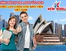 Chính sách Visa Úc SSVF 2016 – Nhiều lựa chọn cho sinh viên Việt Nam