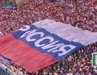 Quốc ca Nga vang lên hùng tráng trên SVĐ Euro 2016
