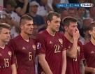 Video diễn biến chính trận Anh 1-1 Nga