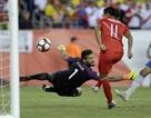 Bàn thắng bằng tay vào lưới Brazil trong con mắt trọng tài Việt
