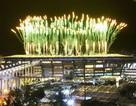 Những màn pháo hoa rực rỡ tạm biệt Olympic Rio 2016