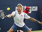 Djokovic trầy trật trong trận ra quân Rogers Cup
