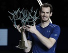 Paris Masters: Murray đăng quang ngôi vô địch