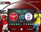 Arsenal - Crystal Palace: Không cân sức