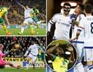Thắng Norwich, Chelsea leo lên nửa trên bảng xếp hạng
