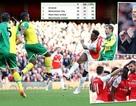 Welbeck tỏa sáng, Arsenal chiến thắng trở lại