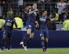 """Ibrahimovic lập cú đúp, PSG hoàn tất """"cú ăn ba"""" giải quốc nội"""