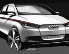 Audi sẽ ra xe cạnh tranh Fiat 500?