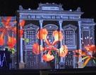 Ánh sáng 3D kỳ ảo trên công trình nhà hát hơn 100 tuổi ở Hải Phòng