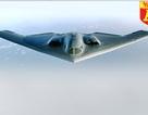 """[Infographic] B-2 Spirit – Siêu máy bay ném bom chiến lược """"khủng"""" nhất thế giới"""