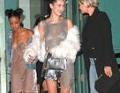 Bella Hadid mặc gợi cảm đón tuổi 20