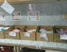 Những hình ảnh bé sơ sinh nằm hộp các-tông khiến người xem nát lòng