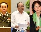 Xác định ba ứng viên cho vị trí Chủ tịch nước, Thủ tướng Chính phủ và Chủ tịch Quốc hội