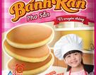 Làm bánh rán Đô-rê-mon thật dễ với bột bánh rán pha sẵn
