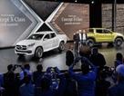 Mercedes giới thiệu concept bán tải X-Class