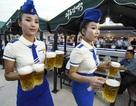 Lễ hội bia đầu tiên của Triều Tiên được tổ chức trên sông Taedong
