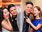 Vắng mặt vợ, Bình Minh ga lăng với các sao nữ