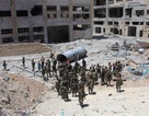Syria chiếm lại khu vực quan trọng ở phía tây nam Aleppo từ tay IS