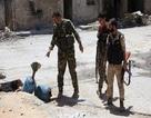 Quân đội Syria giành lại được thị trấn chiến lược gần Damascus từ tay IS