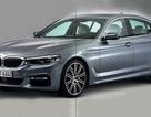 BMW 5-Series lộ diện trước giờ G