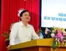 Bộ trưởng Phùng Xuân Nhạ: Phải tạo ra xu thế toàn xã hội học ngoại ngữ