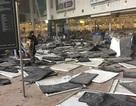 Vàng tăng, chứng khoán đồng loạt giảm sau vụ khủng bố ở Bỉ