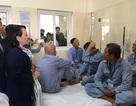"""""""Bắt quả tang"""" 4 người 1 giường, Bộ trưởng Y tế truy lãnh đạo viện K"""