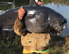 Người đàn ông chinh phục con cá da trơn khổng lồ sau 30 phút