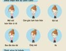 Inforsgraphics: Phòng và trị chứng cảm cúm đơn giản thế này sao?