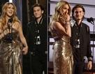 Celine Dion nghẹn ngào khi nhận giải từ con trai trên sân khấu