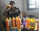 Sự thật về người đàn ông uống nước tẩy rửa