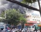 Cháy, nổ lớn tại cửa hàng xăng dầu ở Sài Gòn