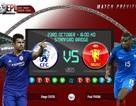 Chelsea - Man Utd: Ngày về của Mourinho