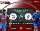 Crystal Palace - Chelsea: Bài toán khó chờ Hiddink
