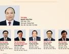 Chân dung 27 thành viên Chính phủ