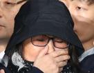 Người tình trẻ của bạn thân Tổng thống Hàn Quốc trình diện công tố viên